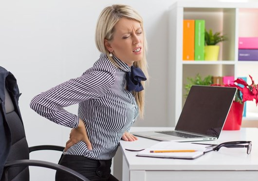 Is Your Desk Job Killing You?