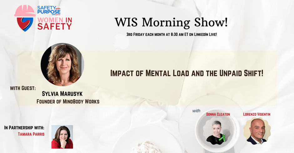 WIS Morning Show: Impact of Mental Load and the Unpaid Shift
