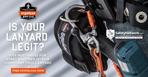 Image for Is Your Lanyard Legit? 5 Must Haves for Every ANSI/ISEA 121 Compliant