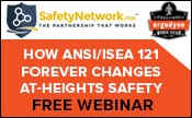 How ANSI/ISEA 121 Forever Changes At-Heights Safety