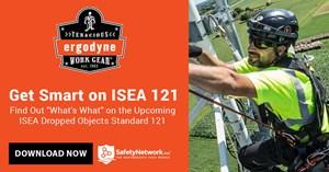 Image for Get Smart on ISEA 121