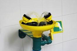 Emergency eyewash stations