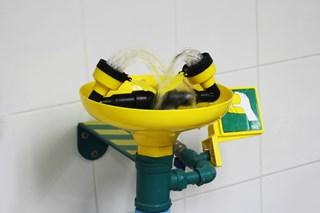 Be Prepared for Chemical Exposure Emergencies with Eyewash Equipment