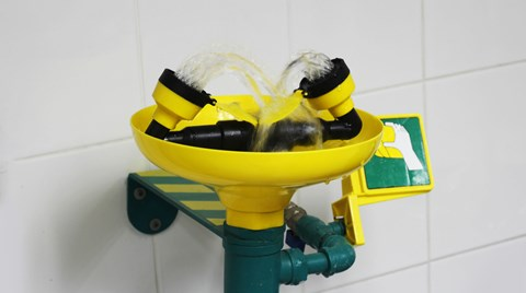 If your workplace uses corrosive chemicals, you need eyewash stations. Find out how to stay compliant.