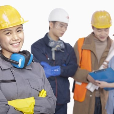 PPE for Women: Hand, Foot and Body Safety