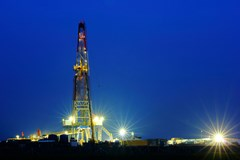 Fall safety for oil and gas work
