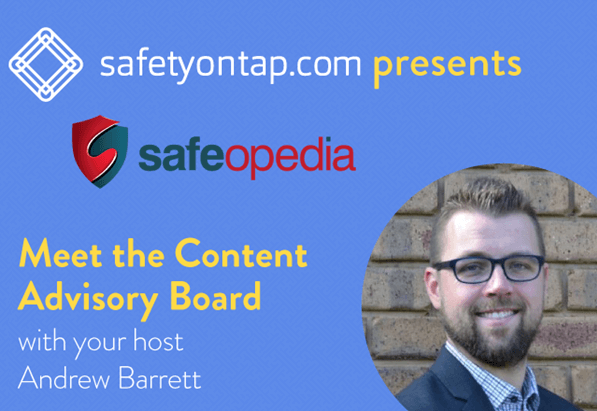 Safety On Tap: Podcast Interview with Safeopedia Co-Founder Scott Cuthbert