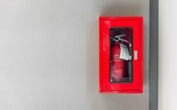 How to select the right fire extinguisher
