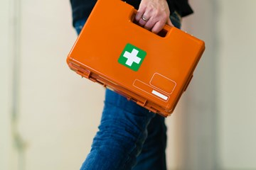 First Aid Basics for 10 Common Workplace Injuries