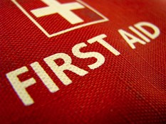 What your first aid kit needs to contain