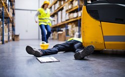 Preventing forklift injuries