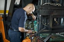Forklift maintenance best practices