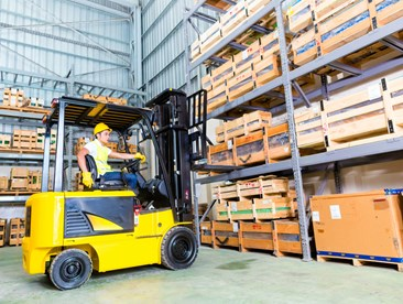 What kind of PPE do forklift operators need?
