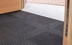 Why do I need an entrance mat?
