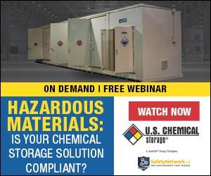 Hazardous Materials: Is Your Chemical Storage Solution Compliant?