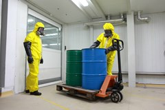 What HAZMAT levels mean