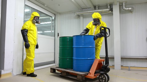 HAZMAT levels allow workers to remain safe when working with hazardous materials - but only if they know what they mean.