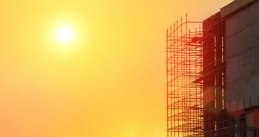 How to Handle Heat Stress on the Construction Site