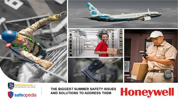 Image for Webinar: The Biggest Summer Safety Issues and Solutions to Address Them