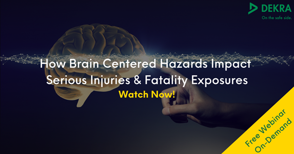 Image for How Brain-Centric Hazards™ Impact Serious Injury & Fatality Exposures
