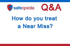 Video Q&A - How do you treat a near miss?