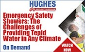 Emergency Safety Showers: The Challenges of Providing Tepid Water in Any Climate