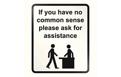 common sense in the workplace