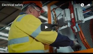 Image for Electrical safety at work