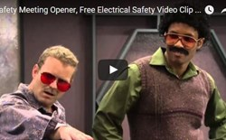 Safety Meeting Opener, Free Electrical Safety Video Clip