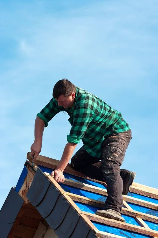 Preventing Falls From Roofs