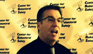 Image for Center for Behavioral Safety Presents: 3 Questions with Dr. Thomas E. Boyce