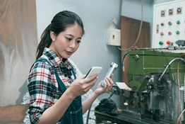 Mobile Phones and Tablets: The Next Generation of PPE