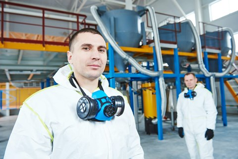 A respirator that doesn't fit properly won't ensure the user's safety. Check out this article on fit tests to learn the essentials.