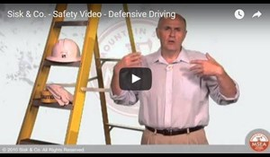 Image for Safety Video - Defensive Driving