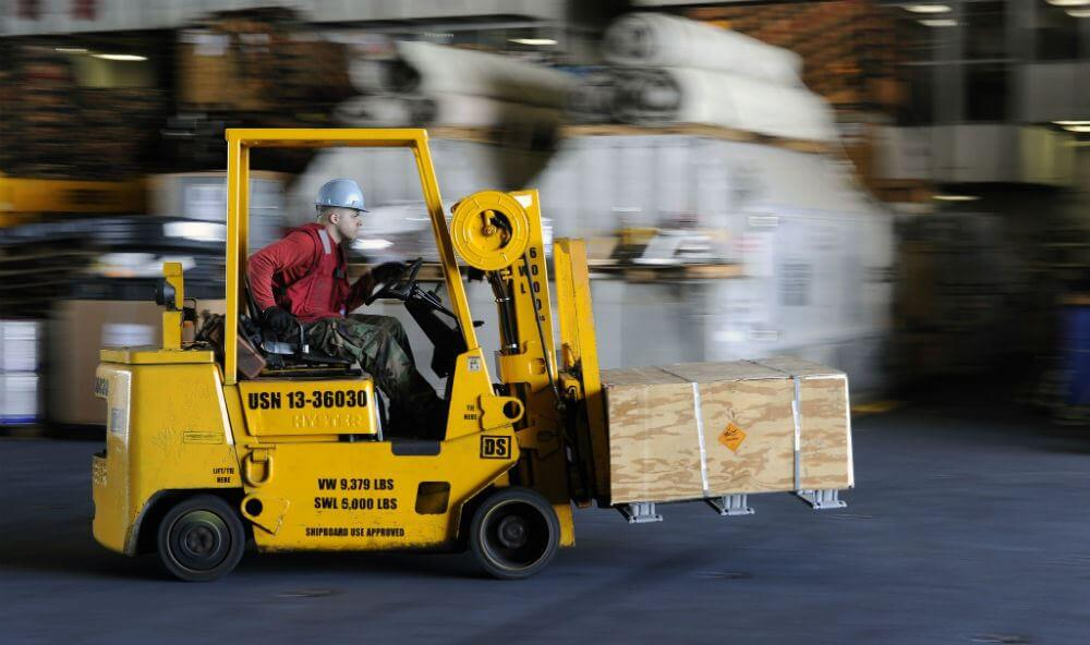 Staying Safe When Attached Forklift Safety With Attachments