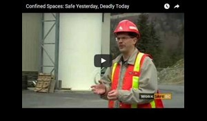 Image for Confined Spaces: Safe Yesterday, Deadly Today