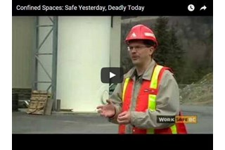 Confined Spaces: Safe Yesterday, Deadly Today