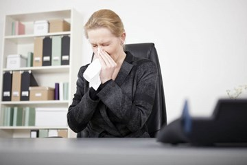 Cold Season: This Winter, Shield Your Workers from Sickness