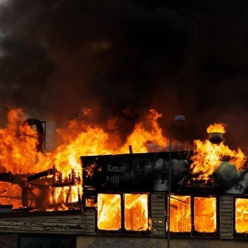 Office Safety:  Knowing Fire Safety Can Save Your Life