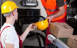 What is the best way to ensure a safe workplace?