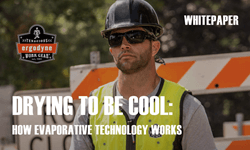 Drying to be Cool: How Evaporative Technology Works