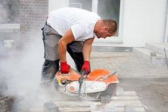 What is silica and why is it hazardous?