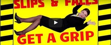 Don't Slip, Get a Grip