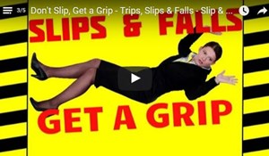 Image for Don't Slip, Get a Grip