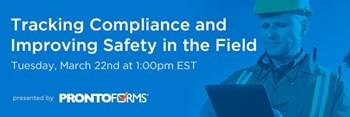 Tracking Compliance and Improving Safety in the Field