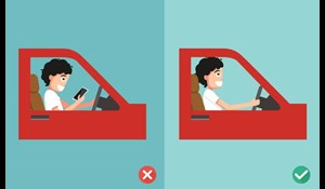 Image for Avoid Distracted Driving