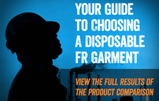 Your Guide to Choosing A Disposable FR Garment