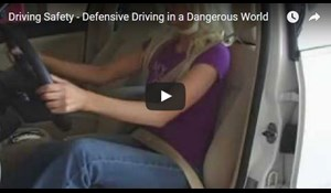 Image for Driving Safety - Defensive Driving in a Dangerous World