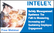 Safety Management Systems: The Path to Measuring, Increasing and Sustaining Employee Engagement