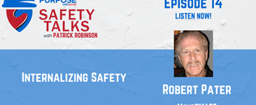Safety Talks #14 - Internalizing Safety with Robert Pater